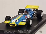 Brabham BT33 #14 GP South Africa 1971 Graham Hill by SPARK MODEL