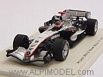 McLaren MP4/20 #9 GP Winner GP Monaco 2005 Kimi Raikkonen by SPARK MODEL