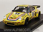 Porsche 911 Carrera RSR #53 Le Mans 1975 Borras - Moisson - Cachia by SPARK MODEL