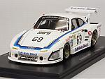 Porsche 935 L1 #69 Le Mans 1981 Lundgardh - Wilds - Plankenhorn by SPARK MODEL