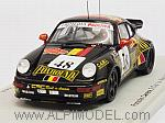 Porsche 911 Carrera 2 #48 Cup Le Mans 1993 Grohs - Libert - Theys by SPARK MODEL