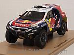 Peugeot DKR #304 Rally Dakar 2015 Sainz - Cruz by SPK