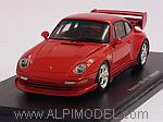 Porsche 911 RS (993) Clubsport 1995 (Red) by SPARK  MODEL