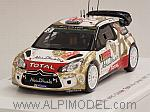 Citroen DS3 #3 Rally Monte Carlo 2015 Meeke - Nagle by SPARK MODEL