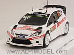 Ford Fiesta WRC # 14 Rally Monte Carlo 2015 Solberg - Minor by SPARK MODEL