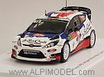 Ford Fiesta WRC M-Sport Team #15 Rally Monte Carlo 2015 Bouffier -Panseri by SPARK MODEL