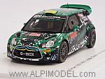 Citroen DS3 #17 Rally Monte Carlo 2015 Protasov - Cherepin by SPARK MODEL