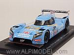 Nissan GT-R #23 Le Mans 2015 Chilton - Mardemborough - Pla by SPARK MODEL