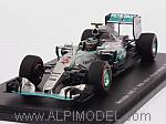 Mercedes F1 W06 #6 Winner GP Monaco 2015 Nico Rosberg by SPK