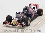 Toro Rosso STR10 #55 GP Malaysia 2015 Carlos Sainz by SPARK MODEL
