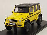 Mercedes G500 4x4 2016 (Yellow) by SPARK MODEL
