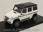 Mercedes AMG G500 4x4 (2) 2015 White by SPARK MODEL