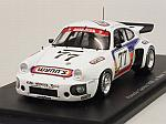 Porsche Carrera RSR #77 Le Mans 1977 Hotchkis - Aase - Kirby by SPARK MODEL