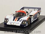 Porsche 956 #2 2nd Le Mans 1982 Mass - Schuppan by SPARK MODEL