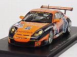 Porsche 911 GT3 RS (996) #75 Le Mans 2001 Perrier - Neugarten - Smith by SPARK MODEL