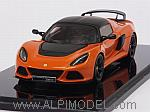 Lotus Exige S Club Racer 2016 (Orange) by SPARK MODEL