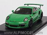 Porsche 911 GT3 RS 2016 (Green) by SPARK MODEL