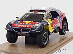 Peugeot 2008 DKR16 #321 Rally Dakar 2016 Dupres - Castera by SPARK  MODEL