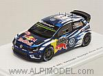 Volkswagen Polo R WRC #1 Winner Monte Carlo 2016 Ogier - Ingrassia by SPARK MODEL