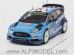 Ford Fiesta RS WRC #6 Rally Monte Carlo 2016 Camilli - Klinger by SPARK MODEL