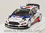 Ford Fiesta RS WRC #17 Rally Monte Carlo 2016 Bouffier - Bellotto by SPARK MODEL