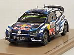 Volkswagen Polo WRC #1 Rally Australia 2016 World Champion Last Race Ogier - Ingrassia by SPARK MODEL