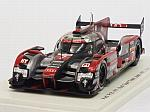 Audi R18 HY #7 WEC Last Race 2016 Fassler - Lotterer - Treluyer by SPARK MODEL