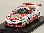 Porsche 911 Carrera Cup #2 Mobil 1 Supercup Champion 2016 Sven Muller by SPARK MODEL