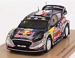 Ford Fiesta WRC #1 Rally Great Britain 2017 Ogier - Ingrassia by SPARK MODEL