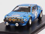 Alpine A310 Renault #7 Tour De Corse 1974 Therier - Vial by SPK