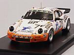 Porsche 911 Carrera RS #79 Le Mans 1977 Ravenel - Detrin by SPARK MODEL
