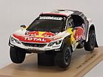 Peugeot 3008 DKR #307 Rally Dakar 2017 Despres - Castera by SPARK MODEL