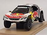 Peugeot 3008 DKR #304 Rally Dakar 2017 Sainz - Cruz by SPARK MODEL