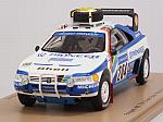 Peugeot 405 T16 #204 Rally Paris-Dakar 1988 Vatanen - Berglund by SPARK MODEL