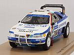 Peugeot 405 T16 Grand Raid #206 Rally Dakar 1989 Ickx - Tarin by SPARK MODEL