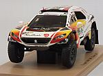 Peugeot 2008 DKR #319 Rally Dakar 2017 Al Qassimi - Maimon by SPARK MODEL