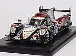 Oreca 07 Gibson #38 2nd Le Mans 2017 Class Winner - Tung - Laurent - Jarvis by SPARK MODEL