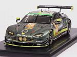 Aston Martin Vantage GTE #98 Winner Endurance Trophy LMGTE AM 2017 Dalla Lana - Lamy - Lauda by SPARK MODEL