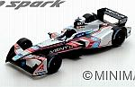 Venturi #4 Rd.2 Hong Kong Formula E 2017-18) E.Mortara by SPARK MODEL