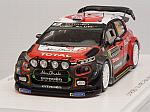 Citroen C3 WRC #10 Rally Monte Carlo 2018 Meeke - Nagle by SPARK MODEL