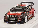 Citroen C3 WRC #11 Rally Monte Carlo 2018 Breen - Martin by SPARK MODEL