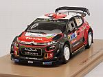 Citroen C3 WRC #11 Rally Mexico 2018 Loeb - Elena by SPARK MODEL