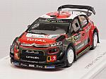 Citroen C3 WRC #12 Rally Sweden 2018 Ostberg - Eriksen by SPARK MODEL