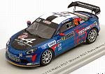 Alpine A110 #43 RGT Rally Monte Carlo 2021 Guigou - Coria by SPARK MODEL