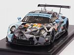 Porsche 911 RSR #77 Winner LMGTE AM Le Mans 2018 Campbell - Ried - Andlauer by SPARK MODEL