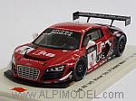 Audi R8 LMS #1 Winner City of Dreams Macau GT Cup 2013 Edoardo Mortara by SPK