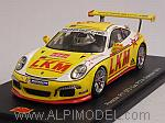 Porsche 911 GT3 Cup #1 PCCA Champion 2014 Earl Bamber by SPARK MODEL