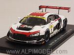 Audi R8 LMS Ultra #1 GP Macau GT Cup 2014 Edoardo Mortara by SPARK MODEL