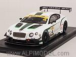 Bentley Continental GT3 #4 Macau GT Cup 2014 Jean Karl Vernay by SPARK MODEL