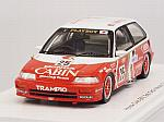 Honda Civic EF3 #25 Grp.3 Macau Guia Race 1989 Yasuo Muramatsu by SPARK MODEL